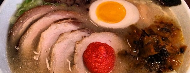Hide-Chan Ramen is one of New York Favorites.
