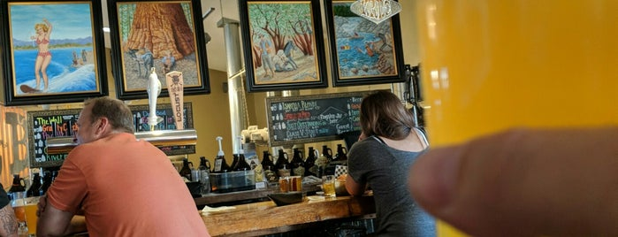 Kern River Brewing Company is one of Beyond the Peninsula.