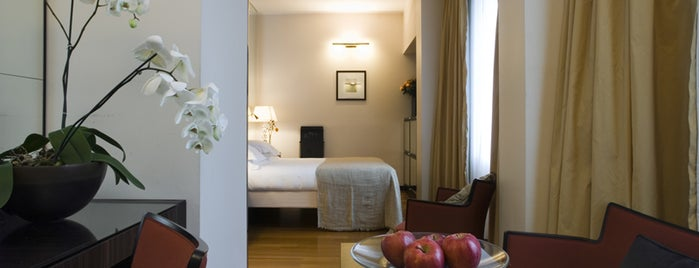 Starhotels Anderson is one of Hotel a Milano - Hotels in Milan.