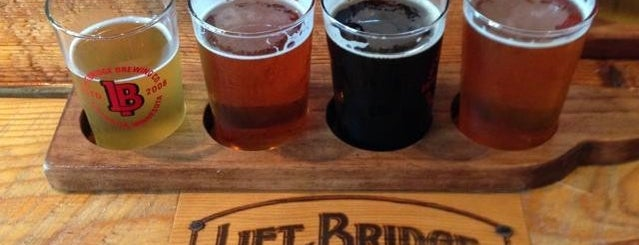 Lift Bridge Brewing Company is one of Minnesota Breweries and Brewpubs.
