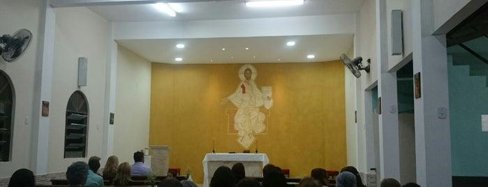 Capela Cristo Rei e São José is one of Vicariato Oeste [West].