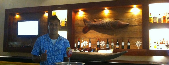 Lounge Bar La Torre Resort is one of Porto Seguro, Brazil.
