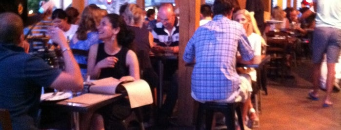 Via Napoli Pizzeria is one of Sydney Eatables.