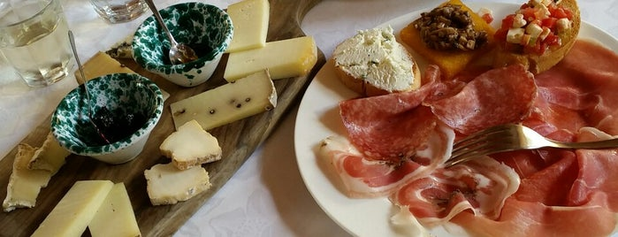 Antica Osteria Di Meati is one of Best Restaurants in Lucca.