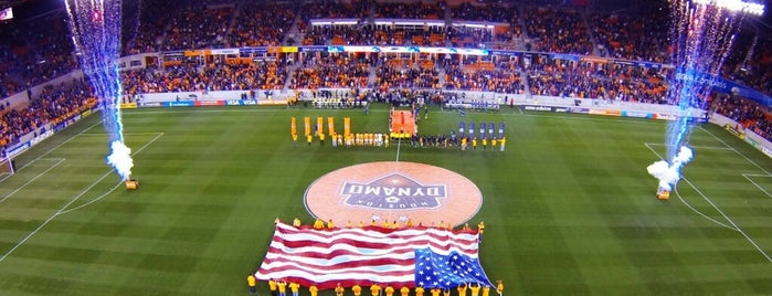 BBVA Compass Stadium is one of My favorites.