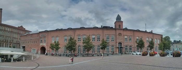 Frenckellinaukio is one of Harrasteet, puistot & muut mestat.