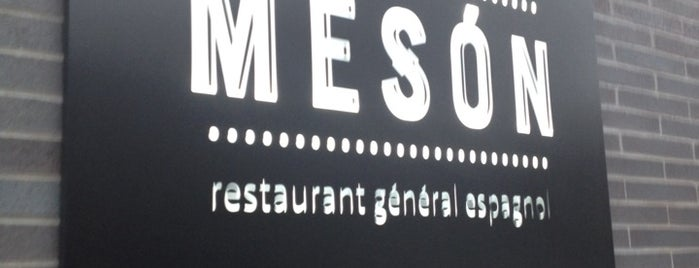 Mesōn is one of Soupers MTL.