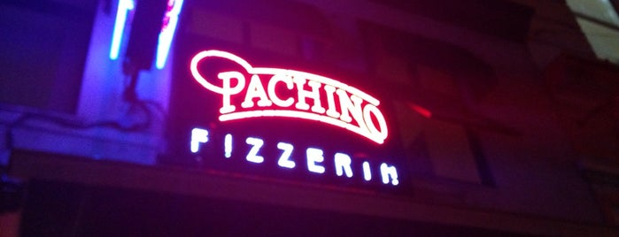 Pachino Pizzeria is one of places to go.