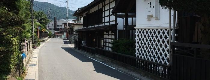 下諏訪一里塚 is one of 201405_中山道.