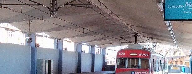 Trensurb - Estação Mercado is one of Rotina.
