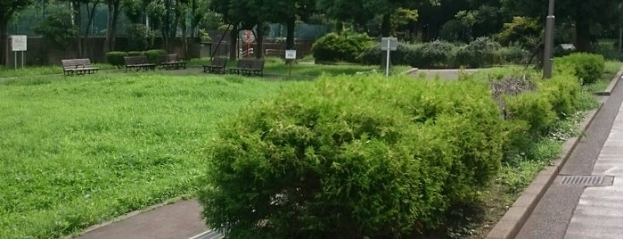 Sendaiborigawa Park is one of 1.