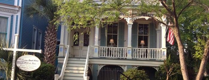 Catherine Ward House Inn is one of Savannah, GA.