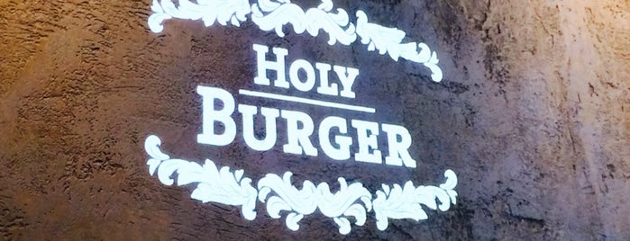 Holy Burger is one of Burger!.