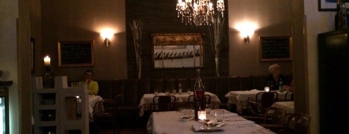 Ristorante Morellino is one of favorite dinner locations.