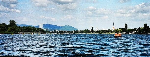 Alte Donau is one of Wien.