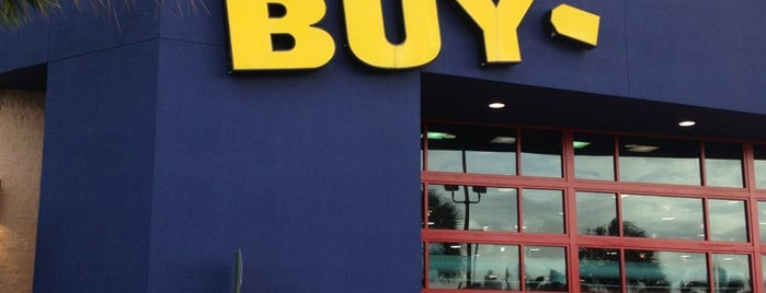 Best Buy is one of Out & About around Aventura.
