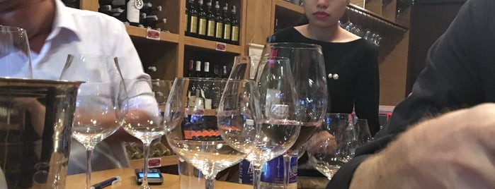 Fine Wines is one of To do in HCMC.