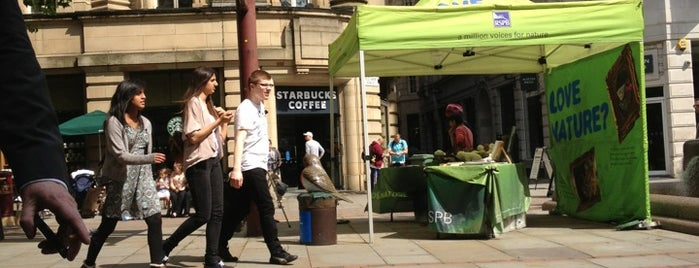 Starbucks is one of Guide to Manchester's best spots.