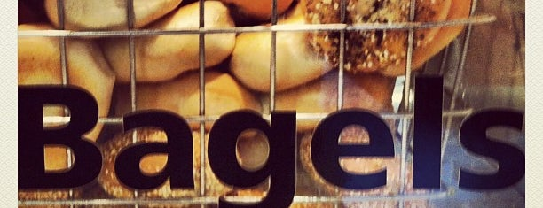 Bethesda Bagels is one of DC.