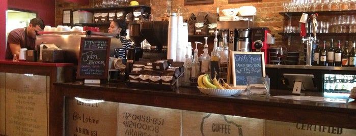 Pound The Hill is one of Best DC Coffee.