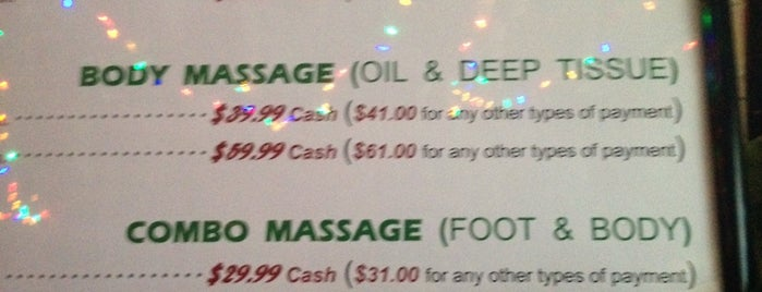 U Lucky Foot Spa is one of The 15 Best Places for Massage in San Jose