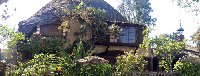 The Hobbit House is one of Nikki Kreuzer's Offbeat L.A..