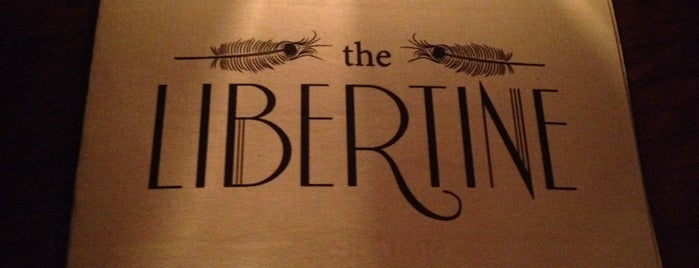 The Libertine is one of Toronto.