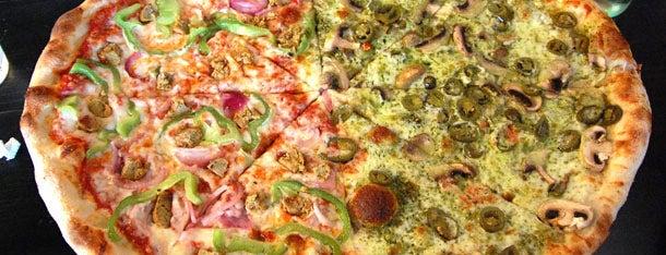 Apollonias Pizzeria is one of Los Angeles' Pizza Revolution!.