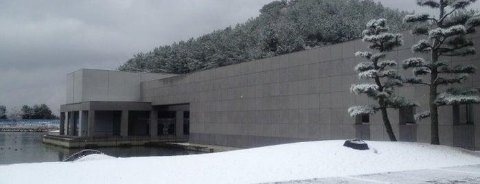 土門拳記念館 is one of Jpn_Museums2.