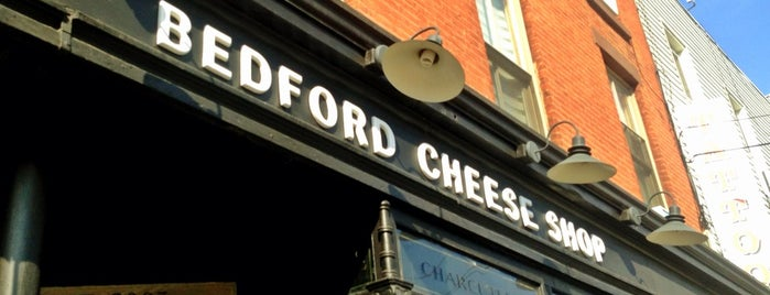 Bedford Cheese Shop is one of New York III.