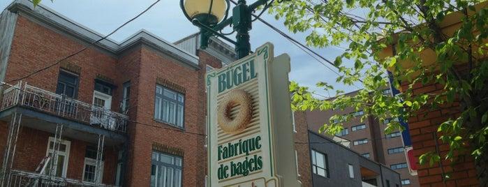 Bügel Fabrique de Bagels is one of Endroits chouchous.