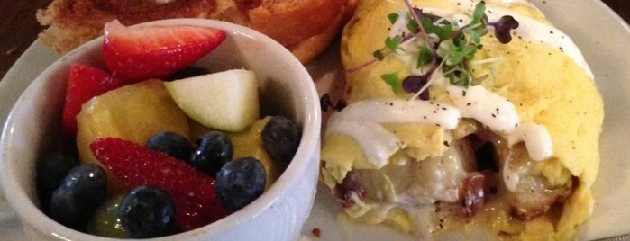 Petite Chou Bistro and Champagne Bar is one of A foodie's paradise! ~ Indy.
