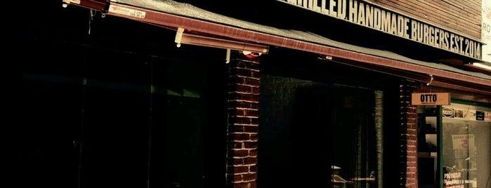 OTTOBROS Burger & Coffee ANT is one of antalya~ alanya~ side~belek.