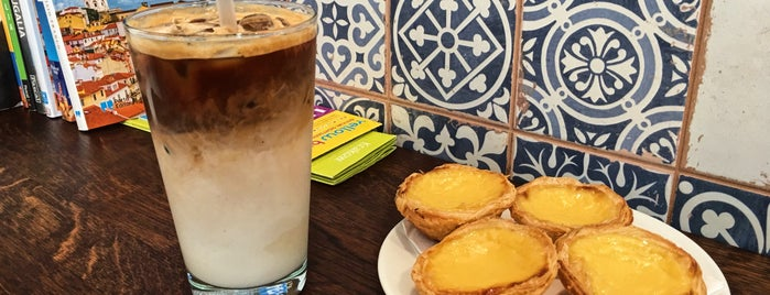 Cafe Lisboa is one of gdzie na obiad.