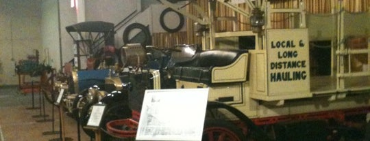 Boyertown Museum of Historic Vehicles is one of Pennsylvania's Automotive History.