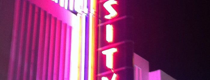 The Varsity Theatre is one of Baton Rouge Places to Eat.