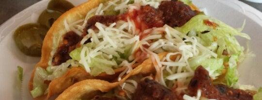 Fiesta Fresh Mexican Grill is one of nom nom nom.
