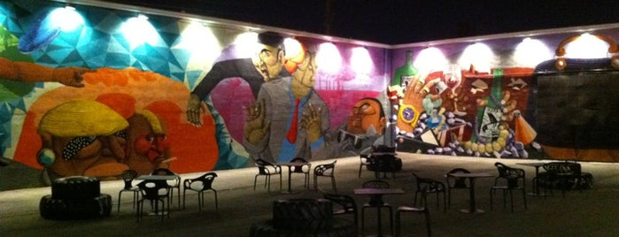 The Wynwood Walls is one of Galleries + Museums.