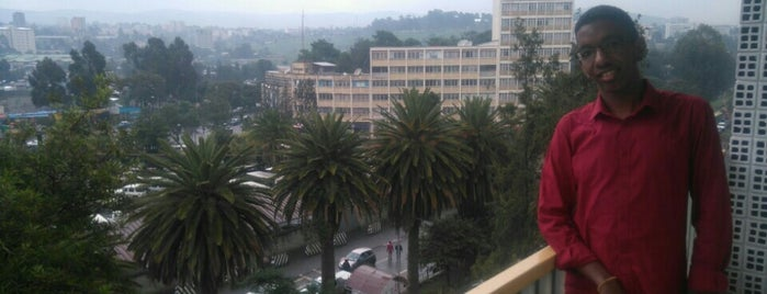 Addis Ababa is one of Capital Cities of the World.