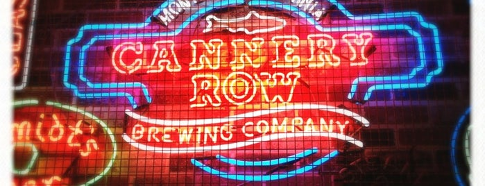 Cannery Row Brewing Company is one of San Francisco - May 2017.