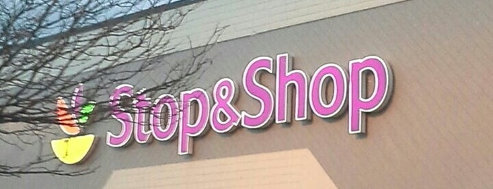Stop & Shop is one of Stores.