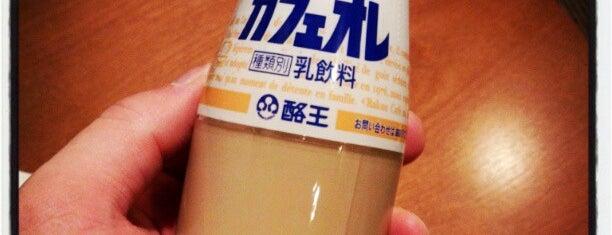 ドーミーイン EXPRESS 郡山 is one of 酪王カフェオレin温泉.