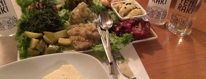 Sıdıka Meze Restoranı is one of Pull/34.