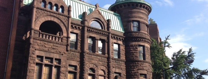 Heurich Mansion (The Brewmaster's Castle) is one of The 15 Best Places for Tours in Washington.