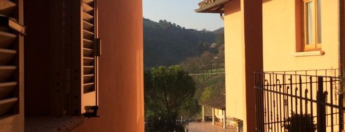 Villa cristina is one of posti da ricordare.