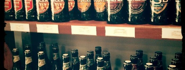 Beer Factory is one of Favorite Spots.