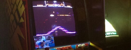 Replay Beer & Bourbon is one of Video Game & Gamer Bars.