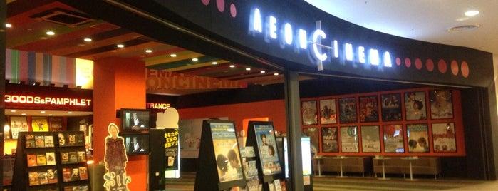 AEON Cinema is one of movie.