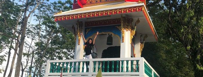 Wat Sri Sunthon is one of Phuket.