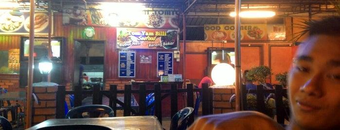 billie tomyam seafood skudai is one of Makan @ Melaka/N9/Johor #15.
